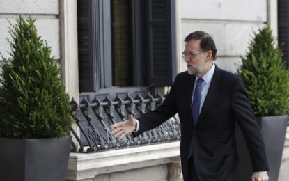 """Rajoy anuncia el final de """"ETA"""", ahora solo """"nos queda el triunfo de la verdad"""""""