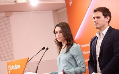 """Rivera: Puigdemont reconoce que """"no se hará"""" el Referéndum, """"hoy ha sido un anuncio"""" sin """"decreto"""" firmado"""