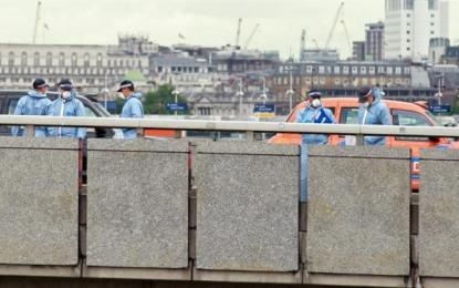 12 detenidos por el triple ataque islamista de Londres, que se atribuye al Dáesh