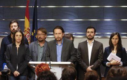 Hoy, debate de la moción de censura de Podemos contra Rajoy y PP, a las 9 de la mañana