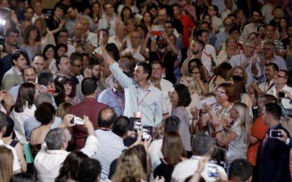 39 Congreso Federal del PSOE, un giro a hacia Podemos y clara unidad en torno a Pedro Sánchez