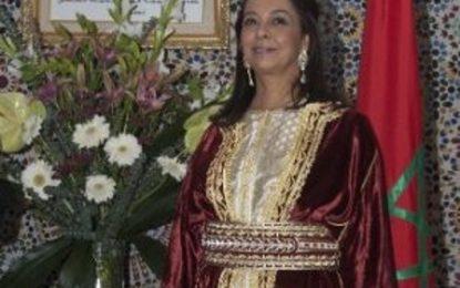 La marroquí Karima Benyaich, hermana del Rey de Marruecos, nueva embajadora en España