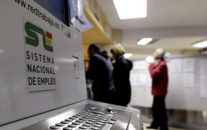El desempleo en España vuelve a niveles de 2009, 3,4 millones de parados