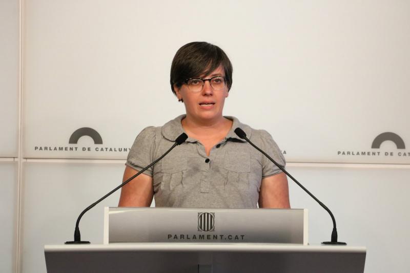 """CUP reclama formalizar antes el 11-S """"el proceso jurídico y legislativo"""" del referéndum"""