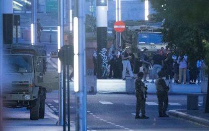 """Bélgica trata el incidente en la estación de Bruselas como """"atentado terrorista"""""""