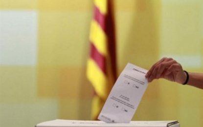 EL 94% de votantes de CUP, 92% ERC, 79% CDC y 62% Podemos pide referéndum ilegal en Cataluña