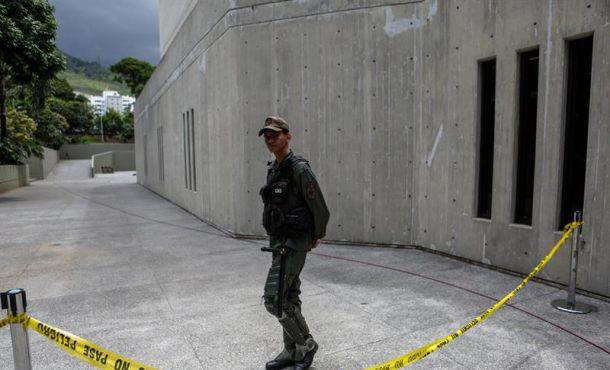 """El policía que atacó el Supremo venezolano reaparece y anuncia """"segunda fase"""""""