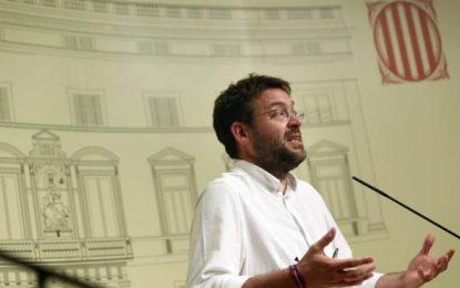 """Podemos Cataluña participará """"activamente"""" en el referéndum, """"no se puede ser neutral"""""""