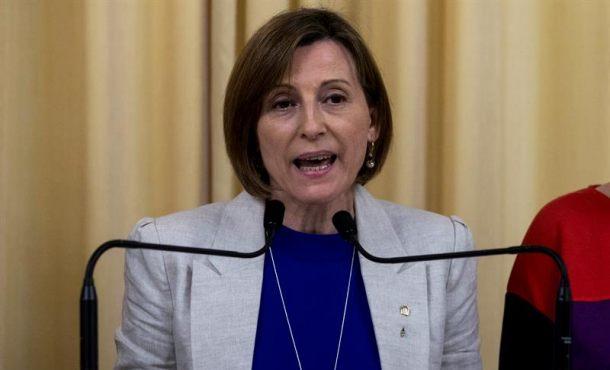 """El Tribunal rechaza archivar la causa de """"desobediencia"""" contra Presidenta del Parlamento de Cataluña"""