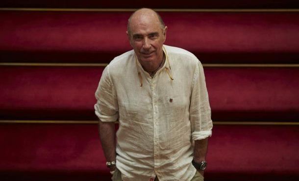 """Cantante Lluís Llach: indignado, somos """"estos locos"""" separatistas """"que pedimos"""" votar 'NO' el 1-O"""