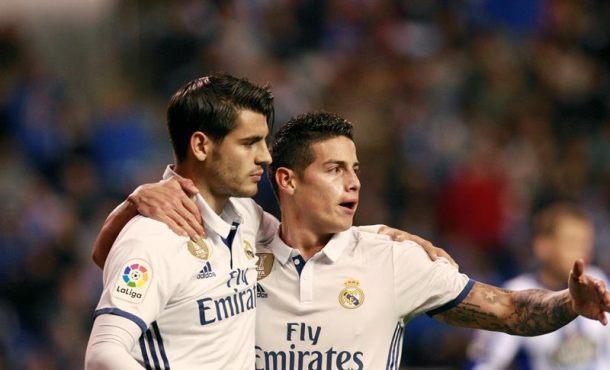 El Real Madrid inicia la pretemporada pendiente de James, Morata y Ceballos