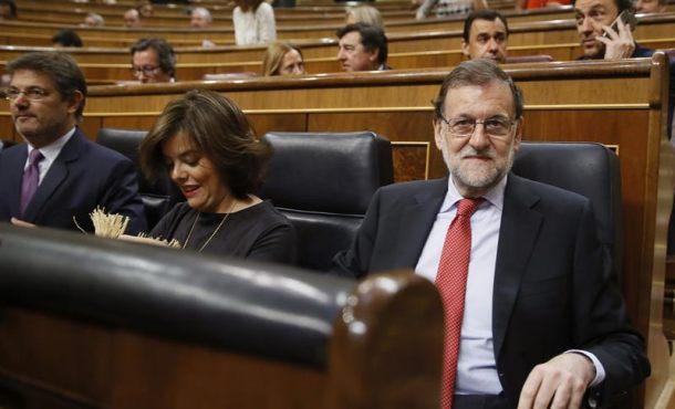"""Rajoy sobre Cataluña: """"Estén tranquilos, sabemos lo que tenemos que hacer"""""""