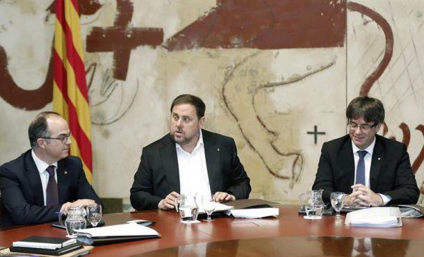 ERC, CUP y CDC cambiaán el Reglamento del Parlamento de Cataluña para facilitar el referéndum