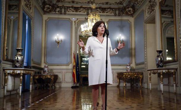 El Gobierno pregunta a Puigdemont si los papeles del 3% condicionan su radicalidad