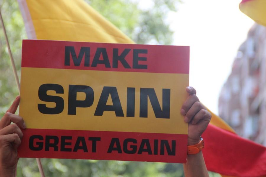 """""""Convocatoria urgente"""" ante """"ofensiva de CUP"""" contra la Delegación del Gobierno en Barcelona"""