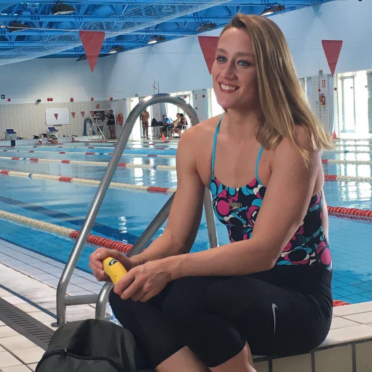 Mireia Belmonte y Jessica Vall, esperanzas de éxito de la natación española en Mundiales de natación