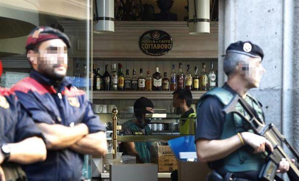 Trece detenidos en España en operación internacional contra la Camorra