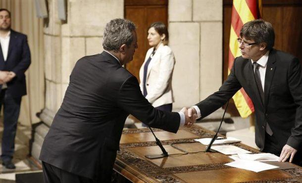 """Nuevo consejero de Interior catalán: La Policía Catalana """"colaborará en el referéndum"""" ilegal del 1-O"""