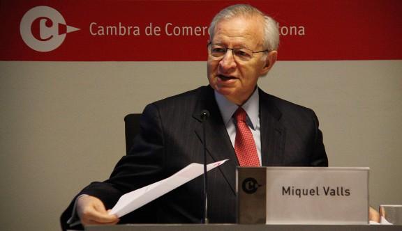 """La Cámara de Comercio de Barcelona: El referéndum del 1-O """"no se hará"""" porque es """"ilegal"""""""