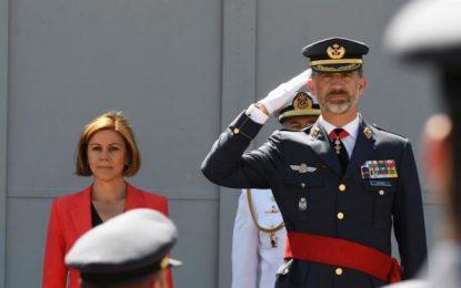 El Rey vuelve a Cataluña para el acto de despachos militares en Lérda