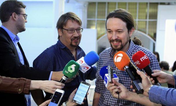 """Iglesias: """"A día de hoy la Monarquía no es un símbolo de Unidad para todos los españoles"""""""