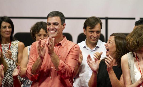 """Pedro Sánchez: """"Ni el Estado es el Gobierno"""" de Rajoy, """"ni España es el PP"""""""