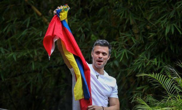 """López llama a """"demócratas del mundo desconocer esta Constituyente fraudulenta"""" del chavismo"""