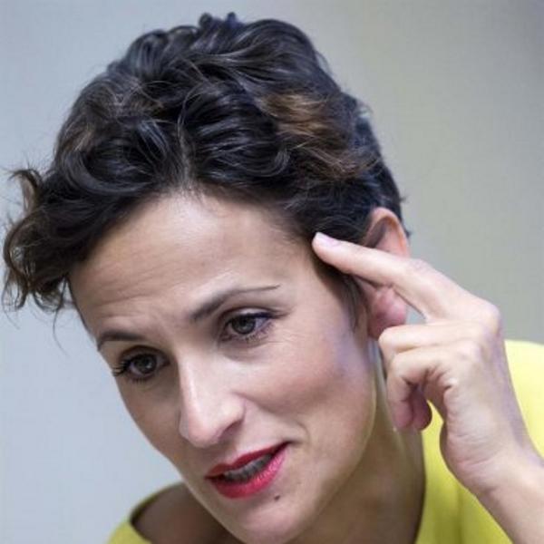 """La secretaria del PSOE: En Navarra ya no queremos los """"Gobiernos de Derechas"""""""