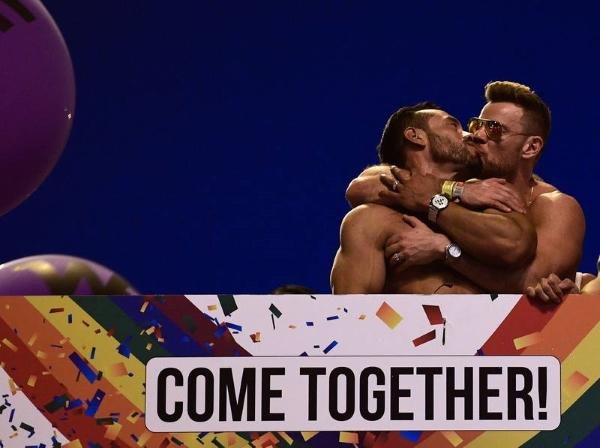 """Madrid acoge hoy el """"orgullo gay"""" de 2 millones de Lesbianas, Gais, Transexuales y Bisexuales (LGTB)"""