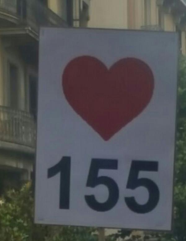 Piden el Art. 155 en la decimosexta manifestación ante Delegación del Gobierno en Cataluña