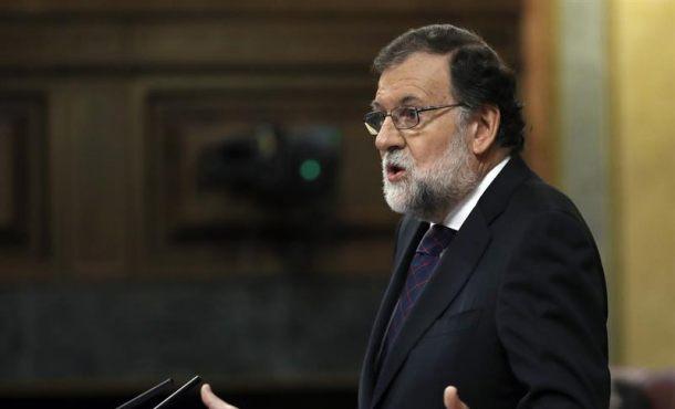 """Rajoy no ve motivo para acudir hoy al pleno y critica una actitud """"inquisitorial"""""""