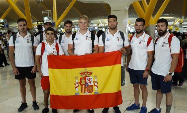 El piragüismo español sale en direccióna Campeonatos Mundiales de Racice (República Checa)