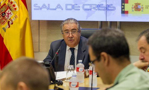 Policía y Guardia Civil con Gobierno estudian medidas antiterroristas de refuerzo adicional