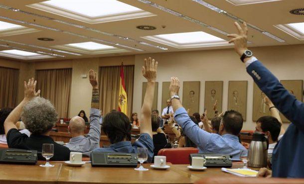 Rajoy irá al Congreso por la Gürtel pese al rechazo de PP y la abstención de C's y UPN