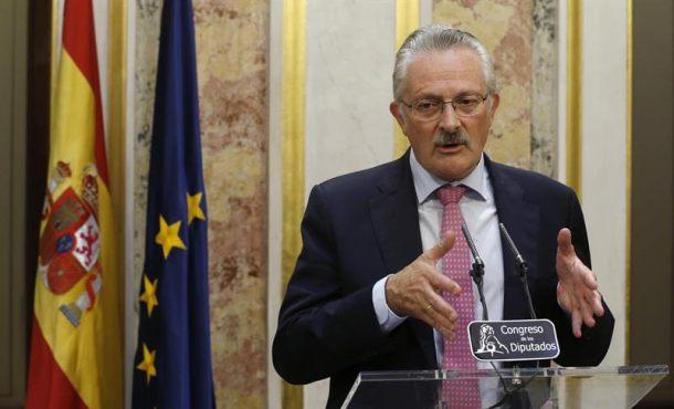 """Antonio Trevín (PSOE) deja el acta de Diputado porque """"el nuevo PSOE"""" de Sánchez no le gusta"""