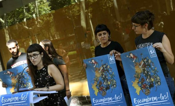 """Convergencia tacha de """"miserable"""" la campaña de CUP que pide borrar a """"Artur Mas y Jordi Pjol"""""""