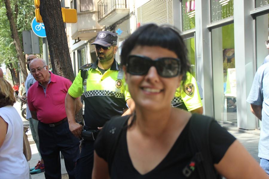 La hispanófoba Anna Gabriel (CUP) estaría en un escondite en España