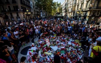 14 muertos en atentados islamistas de Cataluña: 5 españoles y 34 nacionalidades afectadas