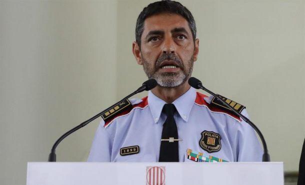 """Al banquillo el Mayor de los Mozos, Trapero, por delito de """"sedición"""" contra España"""