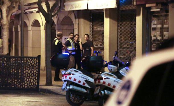 5 víctimas del atropello terrorista de Cambrils (Cataluña) siguen hospitalizadas
