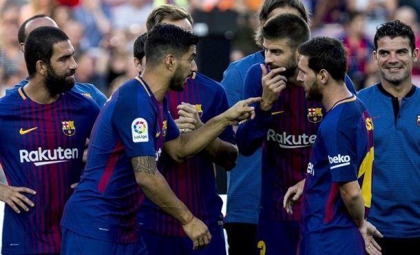 FC Barsa gana su propio 'Gamper' ante un desconocidoChapecoense aún en duelo y sin plantilla
