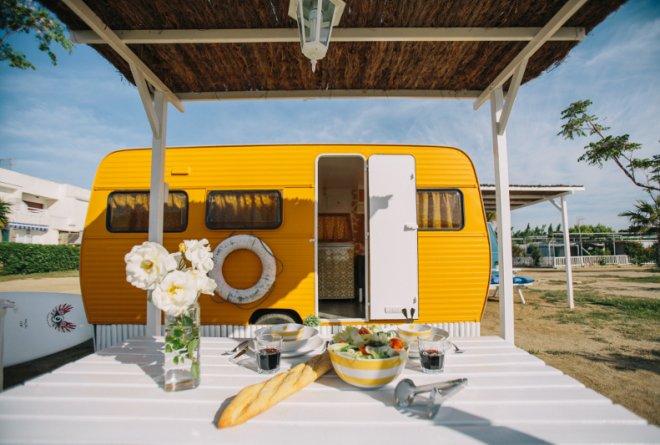 Cinco propuestas de camping en España y Portugal para acampar de manera lujosa