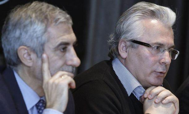 Gaspar Llamazares y el juez Baltasar Garzón se presentarán en las elecciones con«Actúa»