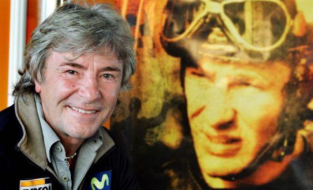 Muere el ex piloto español Ángel Nieto en la Policlínica Nuestra Señora del Rosario de Ibiza