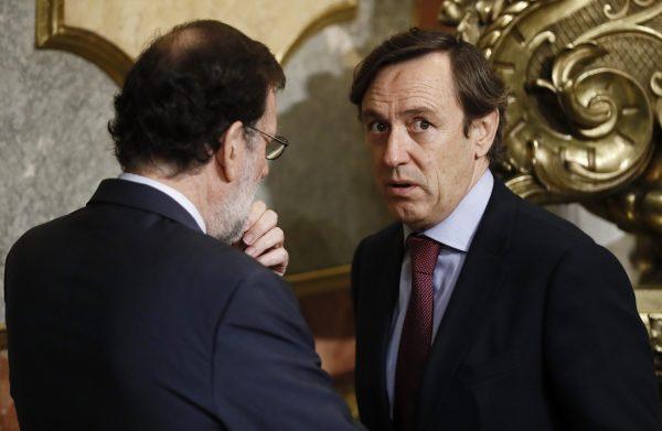 """Rajoy y PP descartan actuar en Cataluña """"por razones temporales"""" ante el referéndum"""