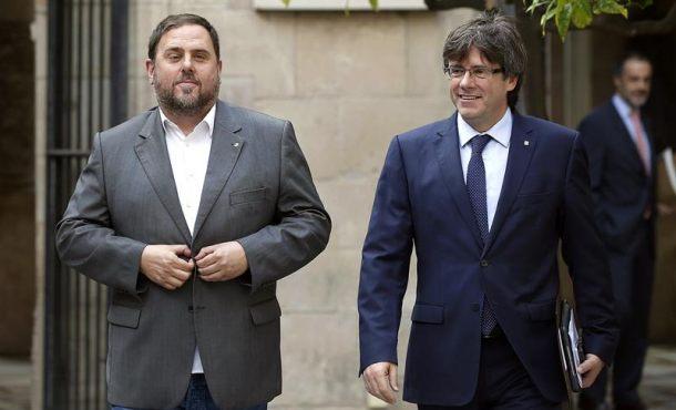 VOX insta medida cautelarísima urgente de detención de Puigdemont y su Gobierno ante el TSJC