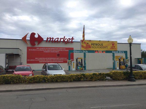 Llaman al boicot contra Carrefour por rechazar la 'Estrellada' de Petróleos Independientes