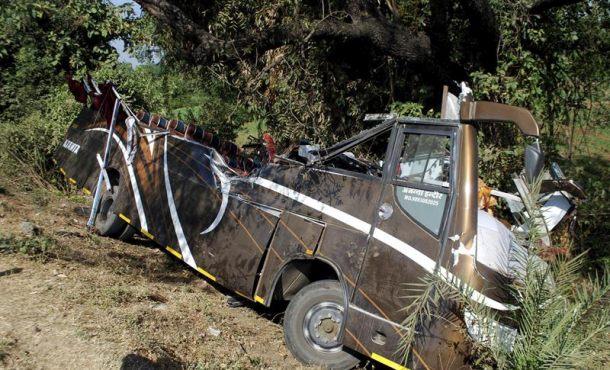 Mueren 4 españoles, todos andaluces de Ronda y Granada,en accidente de autobús en India