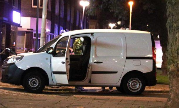España: El español de la furgoneta hallada en Rotterdam (Países Bajos) se encontraba en estado ebrio