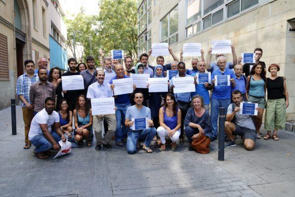 """Inmigrantes «Nuevos Catalanes» llaman contra """"hipocresía"""" de España y """"racistas del PP"""""""